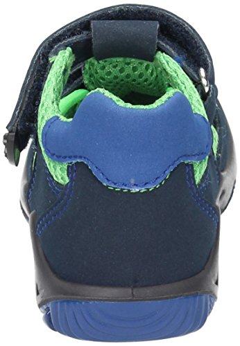 Imac Unisex Niños Medio Zapato Azul Azul