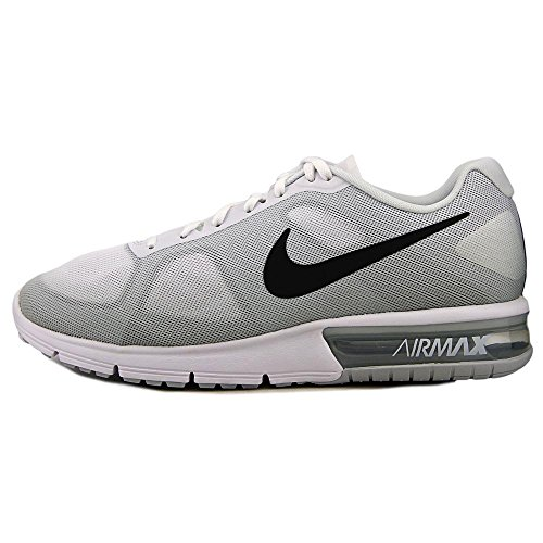 Nike 719912-100, Scarpe da Trail Running Uomo Bianco (White / Black-cool Grey-pure Platinum)