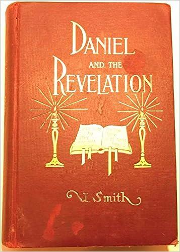 Daniel & the Revelation: Uriah Smith: Books - Amazon ca