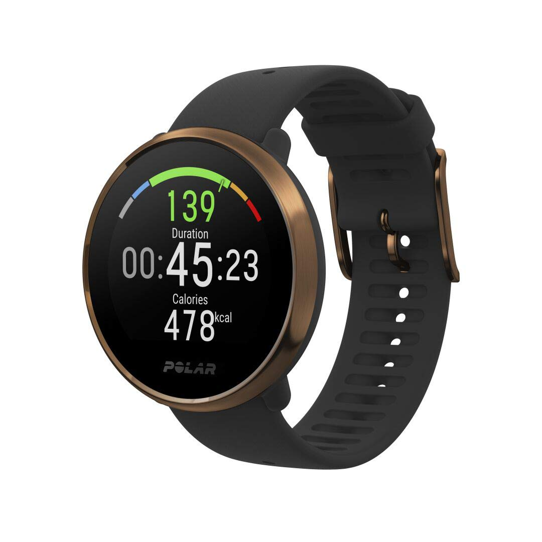 Polar Ignite - Advanced Waterproof Fitness Watch