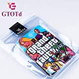 GTOTd Stickers for Grand Theft Auto 20-Pcs, Sticker