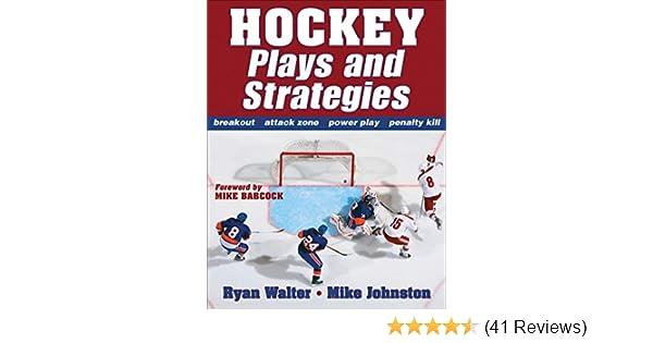 0c5cc351f89 Amazon.com  Hockey Plays and Strategies eBook  Ryan Walter