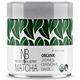 Cheap Matcha Green Tea Powder-Organic Japanese Ceremonial Grade Straight from Uji Kyoto, Premium Quality-1 oz Tin contains Powerful Antioxidant Energy for Non-GMO Health.