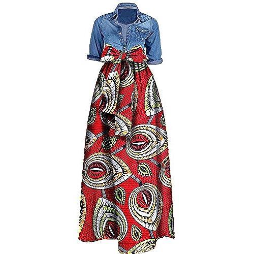 Plus Size African Dresses 3x: Amazon.com