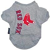 Hunter MFG Boston Red Sox Dog Tee, Small, My Pet Supplies