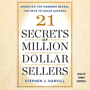 Download audiobook 21 Secrets of Million-Dollar Sellers: America's Top Earners Reveal the Keys to Sales Success