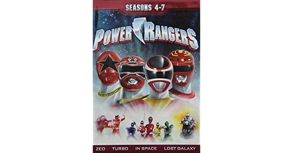 Amazon.com: Power Rangers: Seasons Four - Seven: Tracy Lynn ...