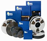 RMG/EMTEC Studio Mastering Tape 911 Series/ 1/4'x2500', 10.5'