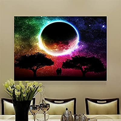 29X19CM//11.4X7.5 5D Tree Essence Round Diamond Painting Full of Diamonds Resin Painting Arts Crafts Gift for Home Decoration Crpsen
