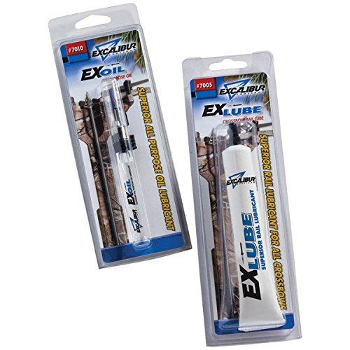 Excalibur Ex-Oil Trigger Plus Hardware Oil