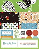 img - for Dots and Jots: Mix and Match Gift Bags (Mix and Match Stationary) by Denyse Schmidt (2008-08-27) book / textbook / text book