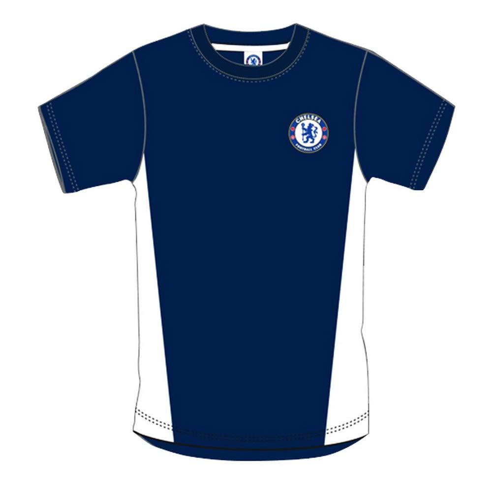 Chelsea Mens Crest T Shirt Chelsea FC