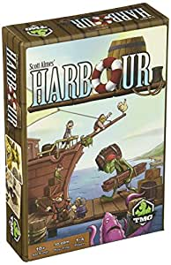 Tasty Minstrel Games Harbour Board Game