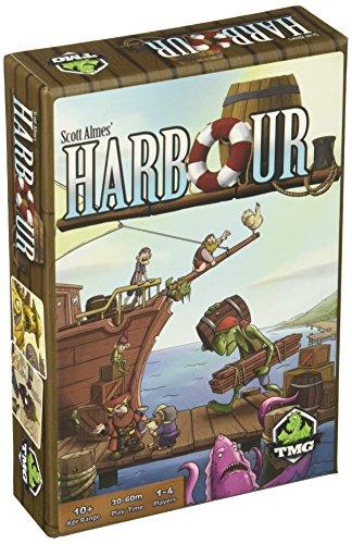 Tasty Minstrel Games Harbour Board Game