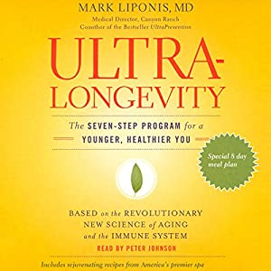 Ultralongevity Audiobook