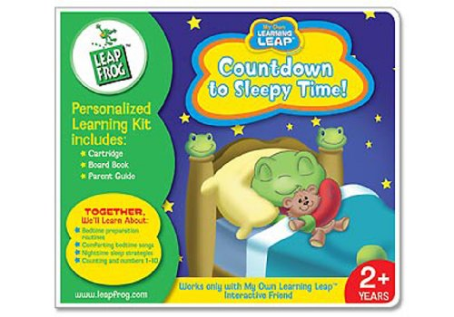 Leap Frog My Own Learning Leap Countdown To Sleepy Time! 2+