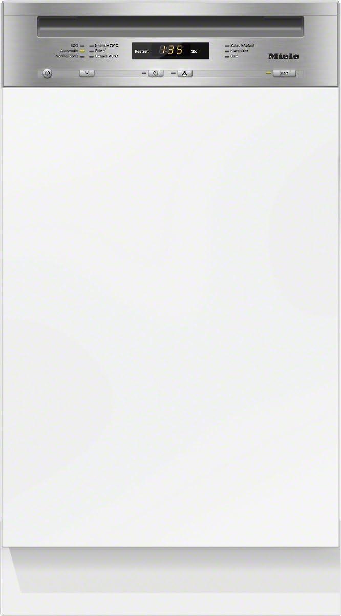 Miele G 4700 SCI - Lavavajillas (A +, 2.3 kWh, 6.5 L, 448 mm, 570 ...