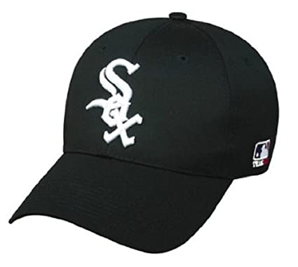 Image Unavailable. Image not available for. Color  Chicago White Sox ADULT  Adjustable Hat MLB Officially Licensed Major League Baseball ... 7f6d6cfa6ee5