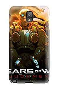 Kevin Charlie Albright's Shop Galaxy Note 3 Hard Back With Bumper Silicone Gel Tpu Case Cover 2013 Gears Of War Judgment Game