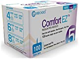#9: Clever Choice Comfort EZ™ Insulin Pen Needles 32G 5mm (3/16