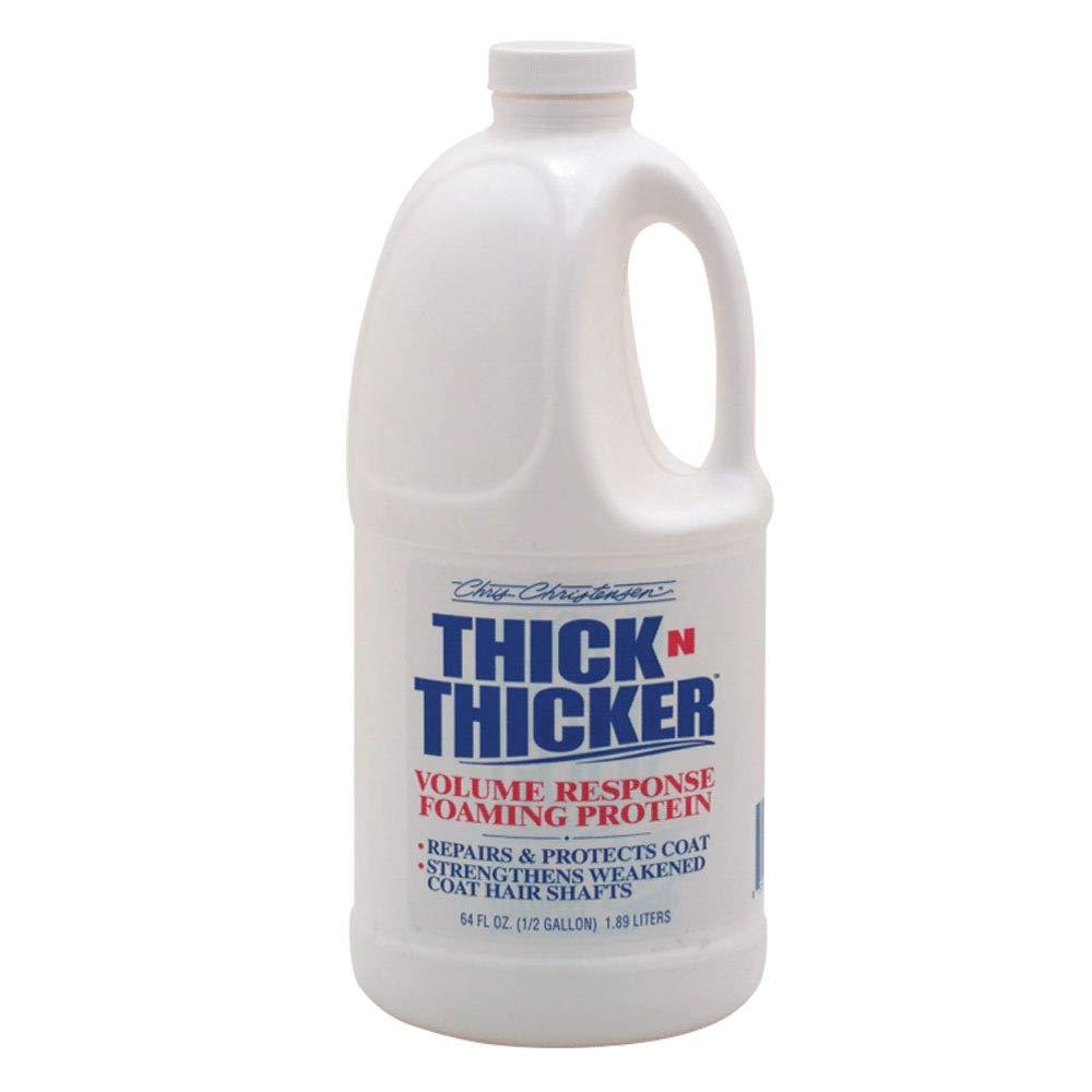 Thick-N-Thicker Volume Response Foaming Protein 64oz by Chris Christensen