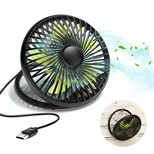 MECO USB Desk Fan
