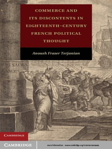 Commerce and Its Discontents in Eighteenth-Century French Political - Shopping Cambridge