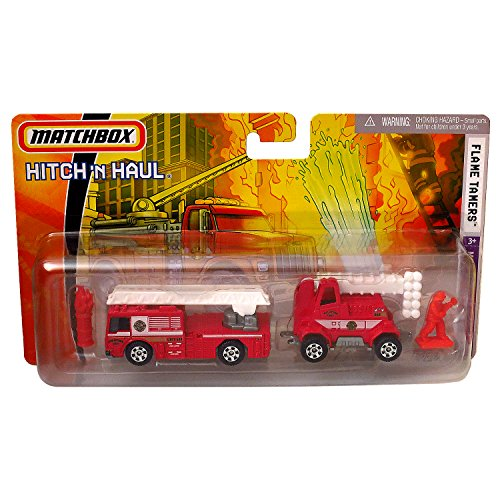 Matchbox Year 2007 Hitch 'N Haul Series 1:64 Scale for sale  Delivered anywhere in USA