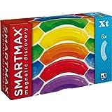 Smartmax - SMX 101 - Jeu de Construction - XT - Boîte 6 - Bâtonnets Incurvés