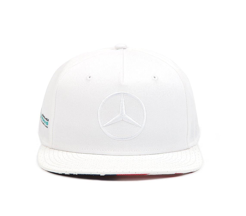 MERCEDES F1 LEWIS HAMILTON CAP 2019 AUSTIN SPECIAL EDITION