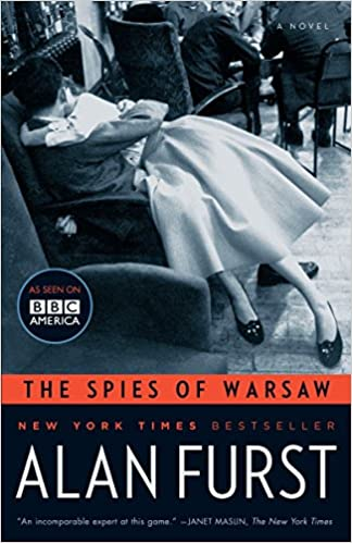 Amazon com: The Spies of Warsaw: A Novel (9780812977370