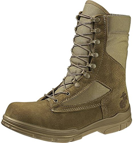 Bates Men's Usmc Lightweight Durashocks Military and Tactical Boot, Olive Mojave, 11 M US