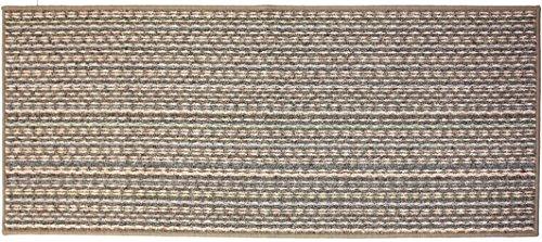 J & M Home Fashions Multi Stripe Runner 2Ft X 6Ft