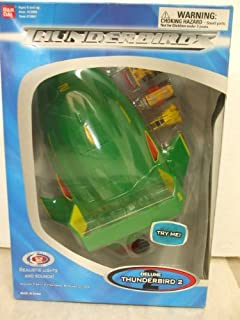 Bandai Action Figure DX Thunderbird 2