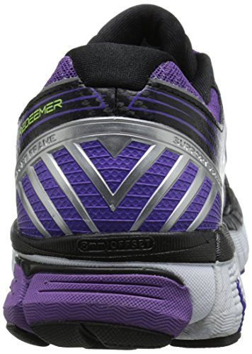 Black Women's Redeemer SS17 Shoes Silver Running Saucony ISO Purple q6FAYa