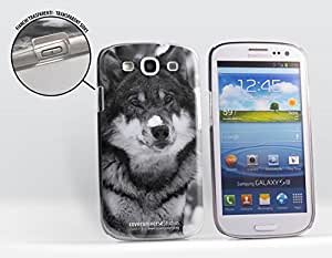 Funda Carcasa dura para Samsung Galaxy S3 / S3 neo - Lobo