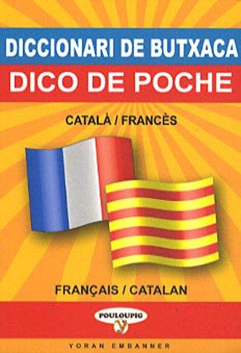 Livre Telecharger Catalan Francais Dic0 De Poche De