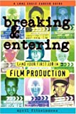 Breaking and Entering, April Fitzsimmons, 0943728916