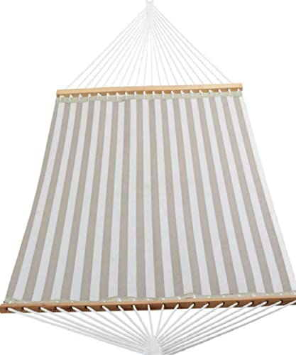 SueSport Double Hammock Without Pillow Beige Stripe
