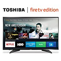 dc65ec8b4eb Toshiba 43-inch 1080P Fire TV Edition for $179.99