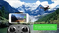 XIRO Xplorer Dual Battery Aerial UAV Drone Quadcopter with 1080p FHD FPV live Video Camera and 3 Axis Gimbal Plus extra battery -- V Version + Extra Battery by ZERO TECHNOLOGIES LTD.