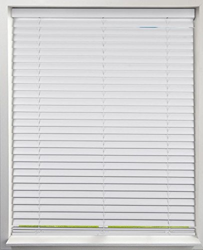 Arlo Blinds White 2-Inch S Wave Venetian Blinds - Size: 30.5