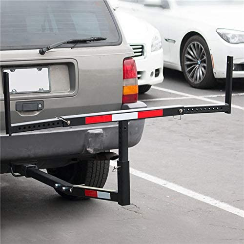 Truck Bed Hitch Extender Extension Rack