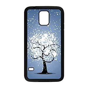 The Shining Tree Hight Quality Plastic Case for Samsung Galaxy S5 by mcsharks