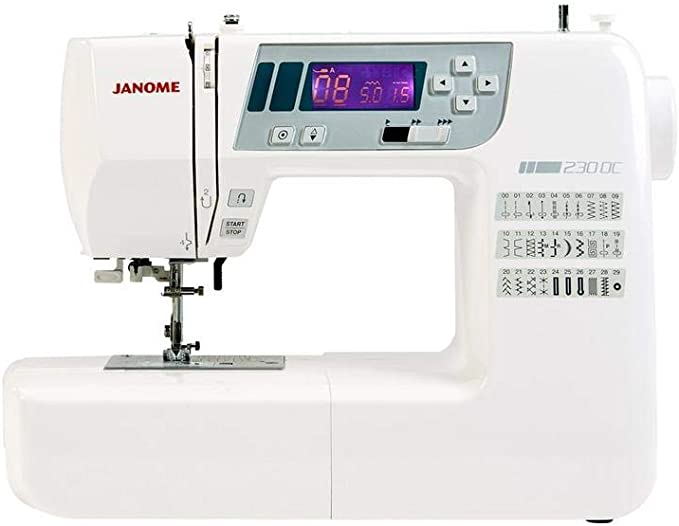 Janome decor computer, 230 DC.: Amazon.co.uk: Kitchen & Home