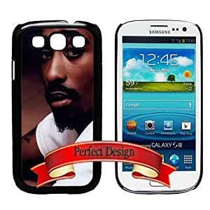 2pac face Galaxy S3 Phone Case
