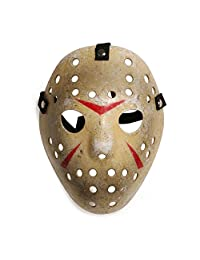 CASACLAUSI Costume Cosplay Halloween Prop Hockey Horror Party For Kids