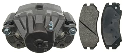 Raybestos RC10945QS Quiet Stop Remanufactured Loaded Disc Brake Caliper