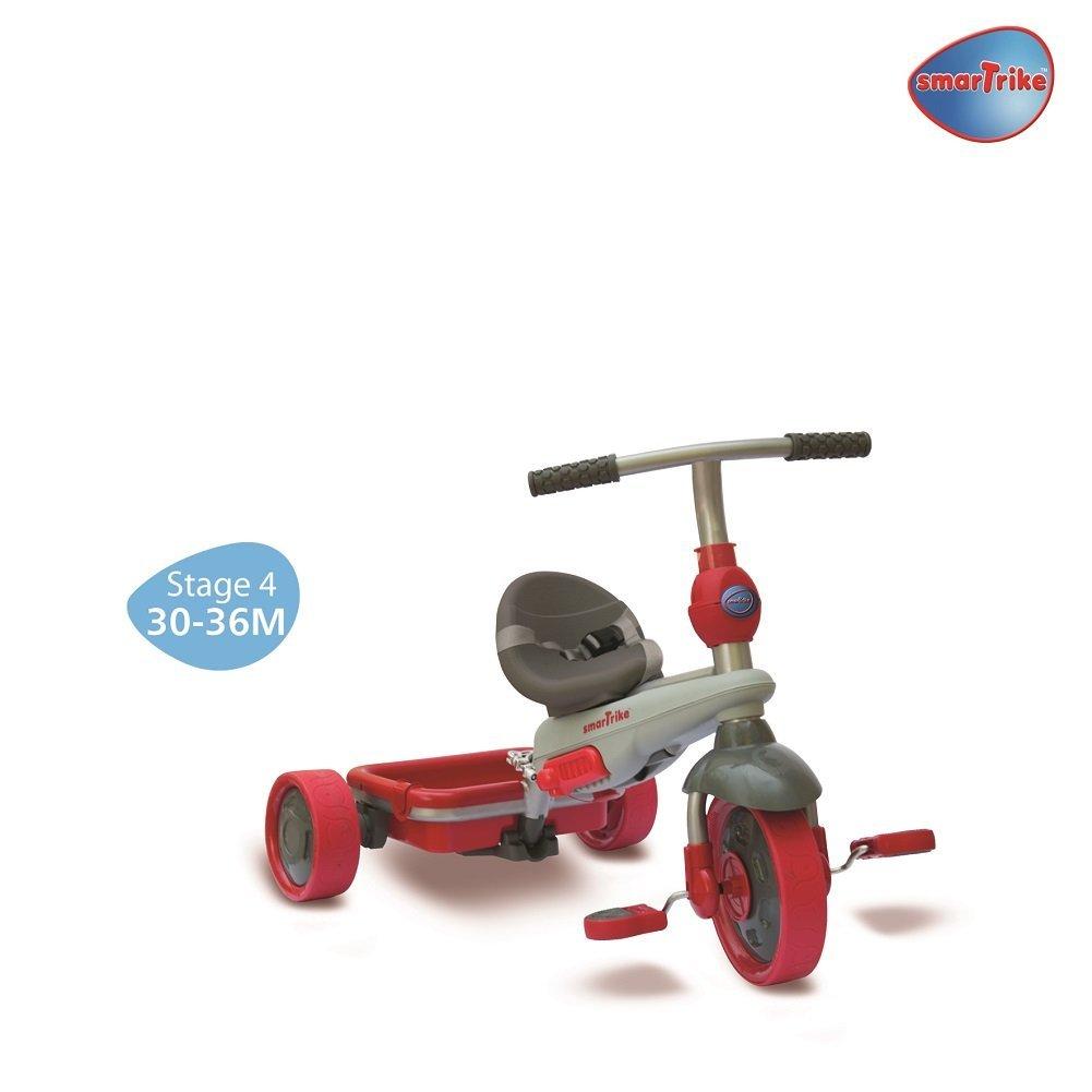Kinderdreirad Smart Trike /& Go rot//schwarz
