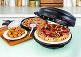 "Euro Cuisine PM600 Crispy Crust 12"" Rotating"